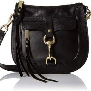 Rebecca Minkoff Dog Clip Saddle Bag Cross-Body